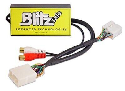 AUTHORIZED DEALER Blitzsafe HON//M-LINK1 DMX V.1 Acura Honda iPod Adapter