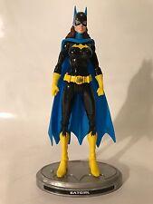 "DC Universe Legacy Batgirl Silver Age DCUC 6"" Figure Wave 1 Classic Complete"