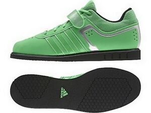 1e83a39094f7 Image is loading Adidas-Powerlift-2-0-Weightlifting-Powerlifting -Shoes-Gewichtheben-