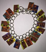 Scooby Doo Bracelet Many Faces Of Scooby Doo Charms