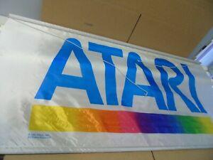 Retail-Atari-2600-5200-7800-Computer-Video-Game-System-Sign-Original-Sunnyvale