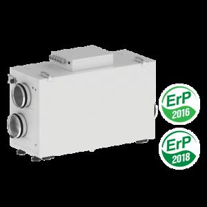 Vut 300 h2 miniec a2 CENTRALE ALLOGGIO ventilazione recupero di calore 300m³