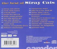 The Best of Stray Cats [Paradiso] by Stray Cats (CD, Jan-1997, Bmg/Camden)