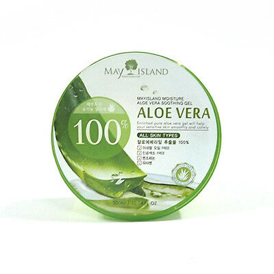 [MAY ISLAND] Aloe Vera Purity 100% Soothing Gel - 300ml