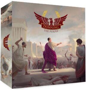 Donning The Purple - Jeu de plateau de stratégie 798190004846