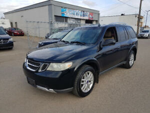 2008 Saab 9-7X, 4x4, auto Leather, Navi, only 181,196 km.