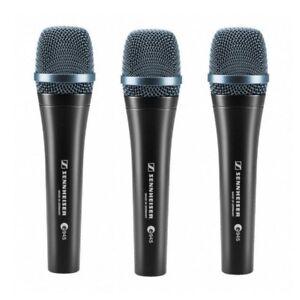New Sennheiser E945 Supercardioid  Vocal Dynamic Stage Studio Microphone