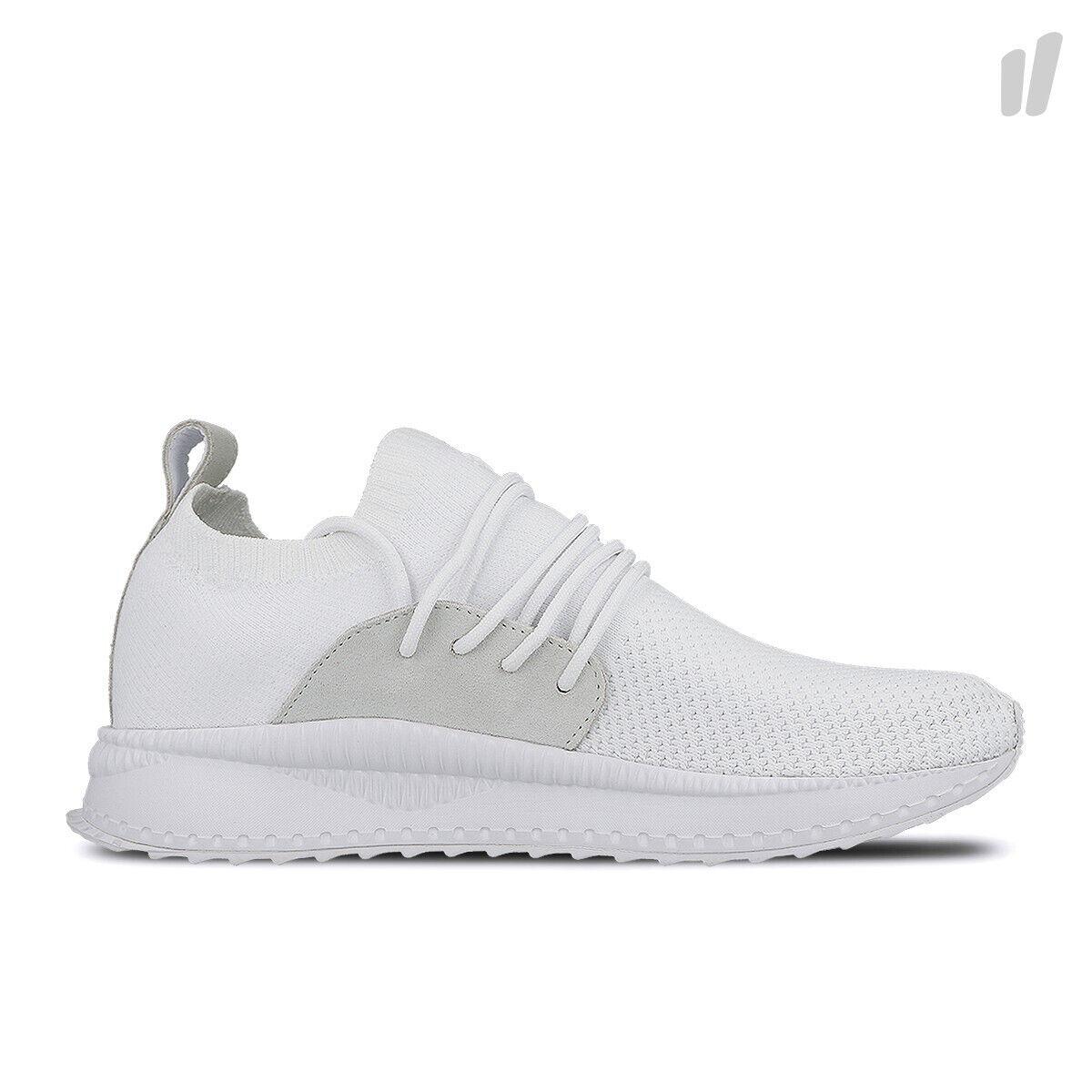 NIB  Mens Puma TSUGI Apex evoKNIT  white (366432-02)  Sneakers  NEW