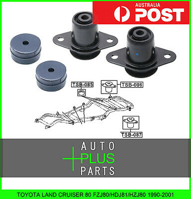 1990-2001 Body Bushing For Toyota Land Cruiser 80 Hdj81
