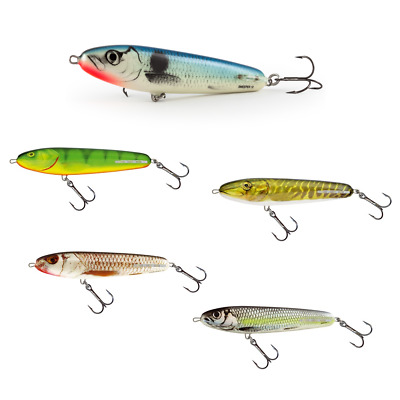 Fishing lures Salmo Sweeper 100S original assortment of colors