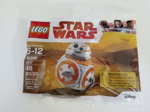 BRAND NEW SEALED LEGO 40288 Star Wars BB-8 polybag