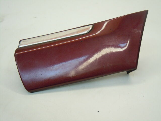 Audi A8 D2 OS Right Wing Trim Red Burgundy 4D0853972D