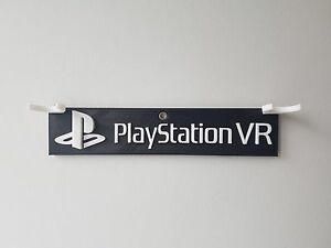 PLAYSTATION-VR-Spostare-Controller-SUPPORTO-A-PARETE-2-COLORI-PSN-LOGO