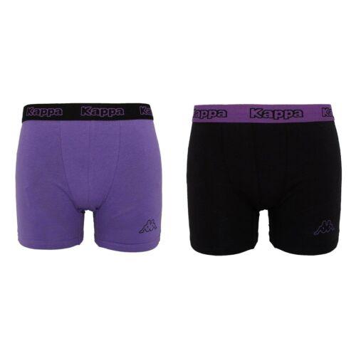 Sélection KAPPA 2-4-6-8/'er Set Boxer Shorts S à XXL hommes Slip Slip