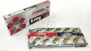 New-CHOHO-Heavy-Duty-X-Ring-Gold-Chain-520-x-120-Motocross-Enduro