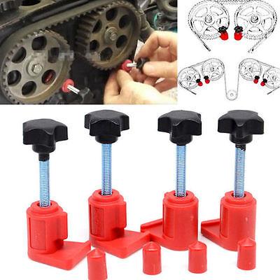 5 Timing Locking DIY Automobiles Dual Cam Clamp Camshaft Engine Tool