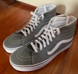 zapatillas vans con caño hombres