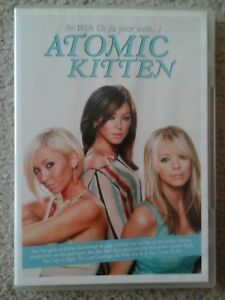 Atomic Kitten Be With Us  A Year With Atomic Kitten DVD 2003 Atomic Kitten - Eastbourne, United Kingdom - Atomic Kitten Be With Us  A Year With Atomic Kitten DVD 2003 Atomic Kitten - Eastbourne, United Kingdom