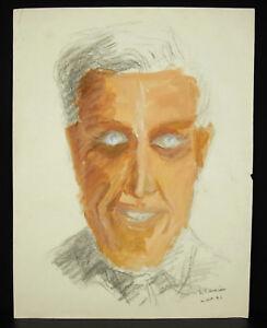 Dessin Portrait Signé Et Daté Nov 1941 à Déterminer Uccsgbqy-10103251-187884845