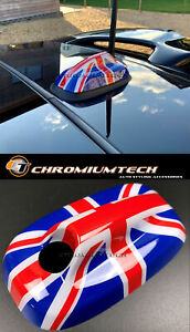 MK3-MINI-Cooper-S-SD-JCW-F55-F56-Union-Jack-Antenna-Aerial-Cover