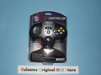 Nintendo N64 (black) Controller With A 30 Day Guarantee