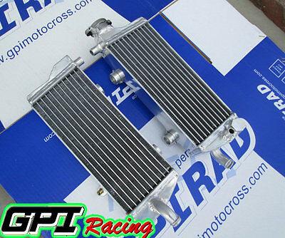 aluminum radiator for Husaberg FE 390//450//570 FE450 FE570 FS570 2009-2011 Left