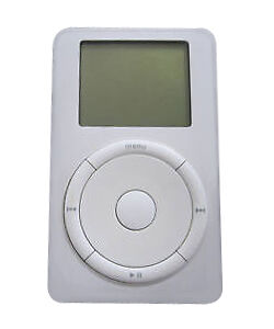 Apple Ipod 5 Gb 1st Generation White M8513ll A For Sale Online Ebay