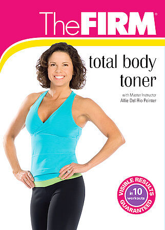 The Firm - Total Body Toner DVD, 2007  - $1.70