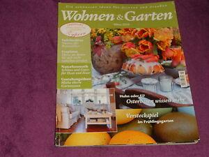 Wohnen-amp-Garten-Maerz-2010-Zeitschrift-RATGEBER