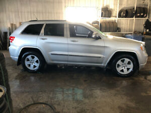 Jeep grand cherokee 5,7 l / v8 2011 limited