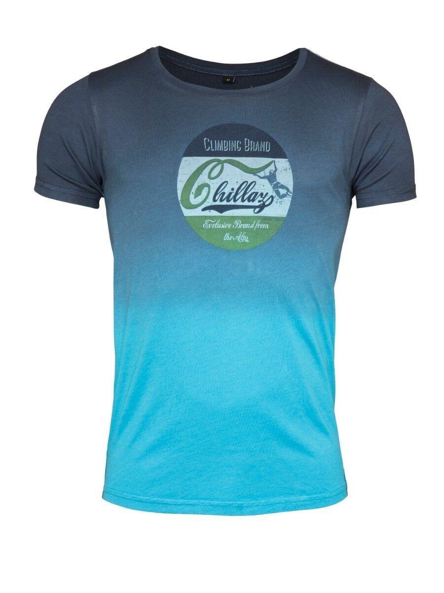 Chillaz Tee-shirt CULT RETRO , tee-shirt pour hommes, bleu bleu bleu c51d2f