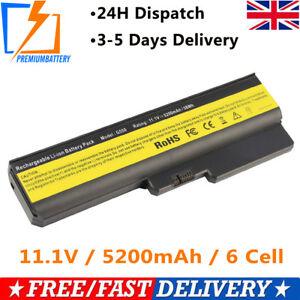 Battery-For-Lenovo-3000-G530-4446-N500-4233-42T4729-42T4730-L08S6D02-L08S6Y02-UK