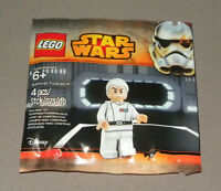 Star Wars Exclusive Admiral Yularen Minifigure Lego 5002947 2015 Polybagged Set