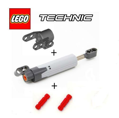 NEW Lego Genuine Technic Power Functions Linear Actuator Piston Cylinder 61927