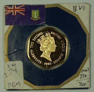 1985-British-Virgin-Islands-100-Dollar-Francis-Drake-Gold-Proof-Coin