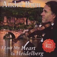 Andre Rieu - I Lost My Heart In Heidelberg (NEW CD 2009)
