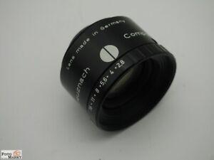 Schneider-Kreuznach Componon-S Objektiv 2,8 / 50 mm (M-39) Vergrösserer lens