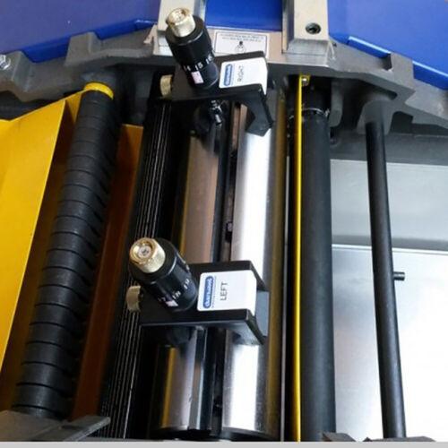 2 Piece Adjustable Planer Blade Calibrators Setting Jig Gauge Woodworking Tools