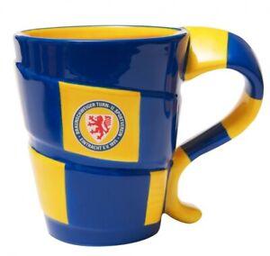Kaffeetasse Mug BTSV Pott Scribble Plus Lesezeichen Wir lieben Fu/ßball Eintracht Braunschweig Tasse