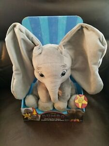 Details about New Release 2019 DUMBO Live Action Movie FLUTTERING EARS  PLUSH Disney VHTF