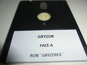 Jeu Gryzor + Robocop - Logiciels 1987 - disquette - Amstrad CPC 6128 -