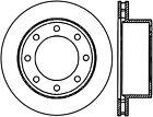Disc Brake Rotor-High Carbon Alloy Brake Disc Rear Centric 125.65071