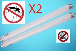 X2-T8-10w-OR-15w-UV-Tube-Electric-Insect-Fly-Killer-Lamp-UVA-365NM-UV-LAMP