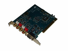 Tarjeta de sonido M Audio Audiophile 24/96 REV-A2 Tarjeta PCI 52