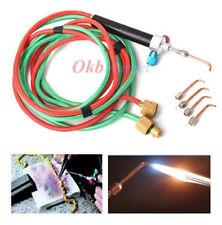New Jewelry Jeweler Micro Mini Gas Little Torch Welding Soldering kit&5 tips US