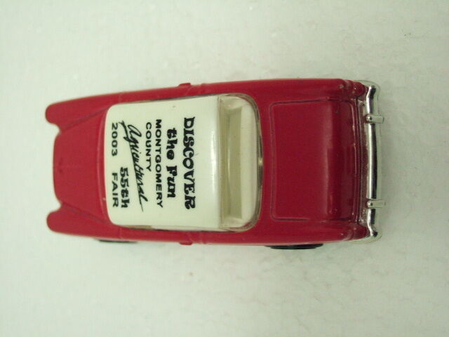 Matchbox rare Dès que possible mb73 CHEVY BEL BEL BEL AIR Montgomery County Agricultural Fair 2003 174bb3