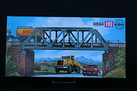 V323 Maquette Kibri B-9694 Train Ho Bridge Pont Train Voie Unique 27,587,5