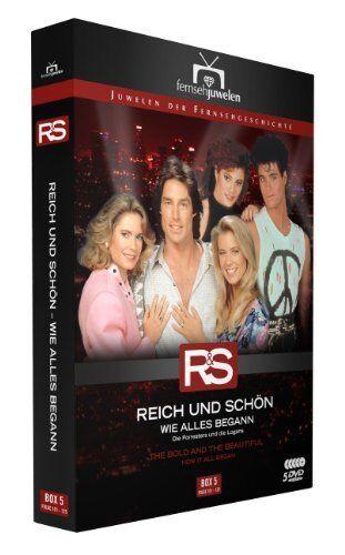 1 von 1 - Reich und Schön - Box 5: Wie alles begann, Folgen 101-125 (...   DVD   gebraucht