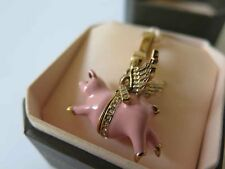 "JUICY COUTURE "" When Pigs Fly ""  Charm in the Original Box"