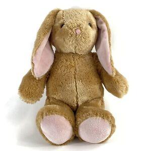 Build A Bear Workshop Bunny Rabbit Stuffed Animal Pawlette Tan Pink Plush 15/'/'